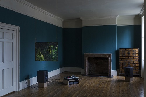 Louisa Fairclough  A Rost  2017  Installation view by Oskar Proctor