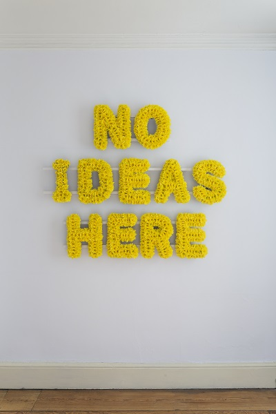 Adam Hogarth  No Ideas Here  2018